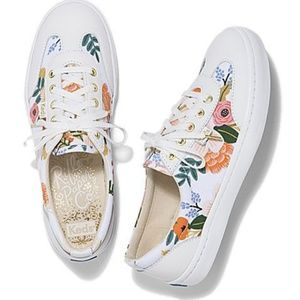 Keds x Rifle Paper Co. Tournament Lively Floral